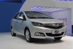 海马M3将于上海车展上市 预售6-8万元