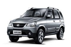 众泰T200亮相上海车展 预售价5-6万元