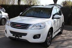 上海车展首发自主SUV 车型丰富经济实用