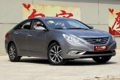 2013款索纳塔今日将上市 新增两款车型