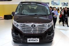 瑞风M5将于上海车展上市 内饰全面提升