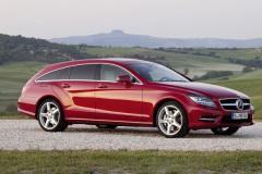 奔驰CLS猎装版上市 售价91.8-96.8万元