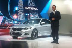 宝马3系GT上海车展亚洲首发 于年内引入