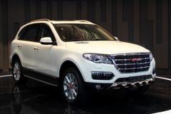 换标哈弗H8亮相上海车展 预售15-20万元