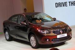 新款雷诺风朗上海车展上市 售13.98万起