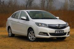 海马M3上海车展上市 售5.98-8.98万元