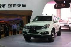 双龙雷斯特W上海车展发布 售32.98万元