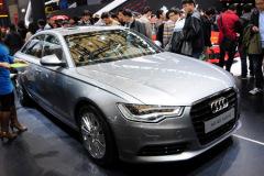 奥迪A6 Hybrid混动版发布 有望年内引入