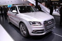 奥迪SQ5上海车展正式发布 或预售80万元