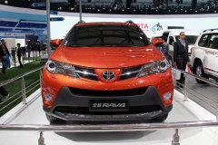 全新一代丰田RAV4最快有望今年9月上市