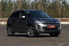 雪铁龙C4 Aircross车型将国产 售16万起
