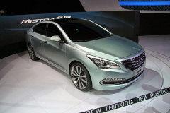 专为中国度身打造新车型 现代名图领衔