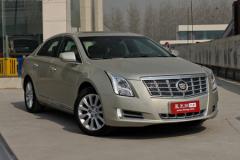 凯迪拉克XTS推新车型 售36.99/39.99万