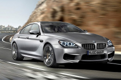 宝马M6 Gran Coupe正式上市 售239.5万