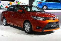 全新丰田威驰11月上市 8月初发布预售价
