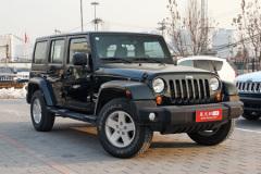 Jeep牧马人10周年限量版上市 55.9万起