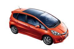 本田飞度推出荷兰橙色 车型及售价不变