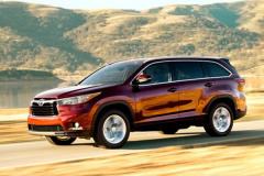 丰田新汉兰达预计将于2015年引入国内
