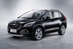 标致3008新增两款车型 售17.17-17.47万