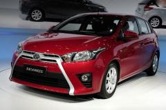丰田新款YARIS定名致炫 预售价6.98万起