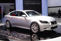雷克萨斯混合动力车型GS300h 明年上市