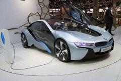 高效环保 宝马i8量产车确定用3缸发动机