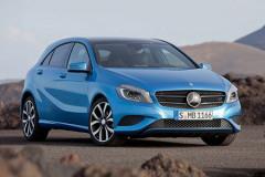 新一代奔驰A级海外售价公布 约18.7万起