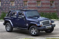 Jeep推出2012款牧马人自由版 荣誉军人