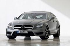 奔驰CLS猎装版海外售价公布 约48.32万