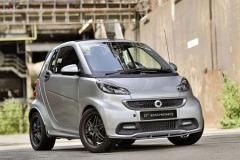 smart发布限量版车型 全球仅售100台