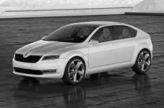 斯柯达将推5门两厢车型 风格近似高尔夫