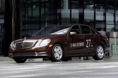 奔驰E400混动车海外售价公布 约35.5万