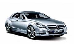 梅赛德斯-奔驰CLS推升级款 安全性提升