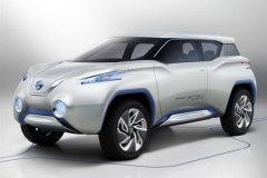 新楼兰2014年发布 外形设计借鉴概念车