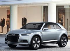 奥迪将研发一款Q-Coupe车型 与极光竞争