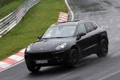 保时捷欲转型与奥迪竞争 明年底推新SUV