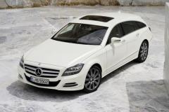 奔驰CLS猎装版日本上市 售价74.7万起