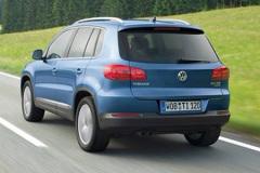 德国车市SUV贬值率低 Tiguan销路最好