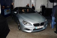 宝马M6 Gran Coupe实车曝光 2013年发布