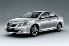 十月美国中级车销售榜 凯美瑞仍居榜首