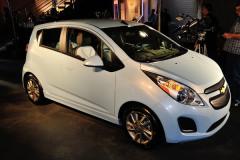 雪佛兰斯帕可 EV发布 2013年一季度上市