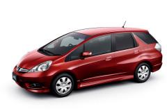本田基于飞度研发3款新车 2014年将投产