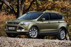 福特西班牙投产Kuga 欧洲市场准备就绪