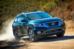 美国年度家庭用车排行榜 日产SUV夺冠