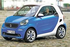 smart发布未来车型计划 将推出小型SUV