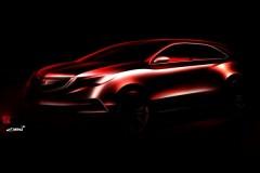 新款讴歌MDX将亮相北美车展 或推混动版