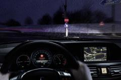 奔驰新E级/S级新警示系统 预防意外发生