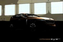起亚将推出Cross GT概念车 豪华跨界车