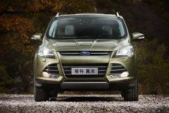 美国一月SUV销量排行 福特翼虎强势夺冠