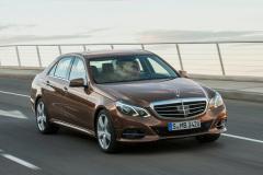 改款奔驰E级英国售价公布 约合31.64万